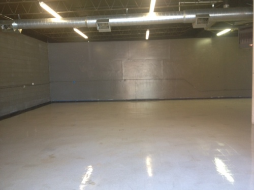 I think we need to finish ordering our equipment