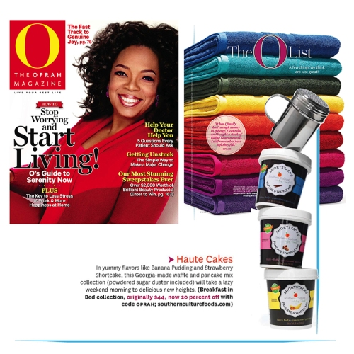 The Oprah Magazine September 2013 O List
